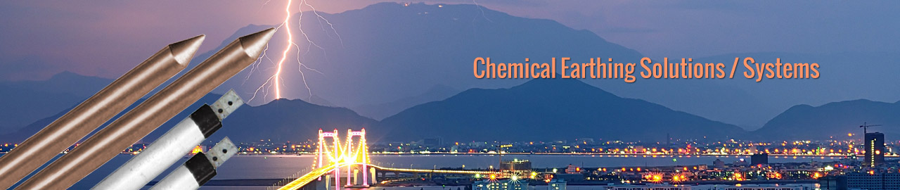 Chemical Earthing Solutions / Systems
