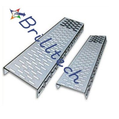 Perforated Cable Tray, Uk / United Kingdom