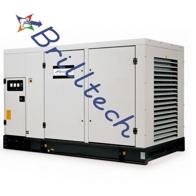 Silent Diesel Generator, Uk / United Kingdom