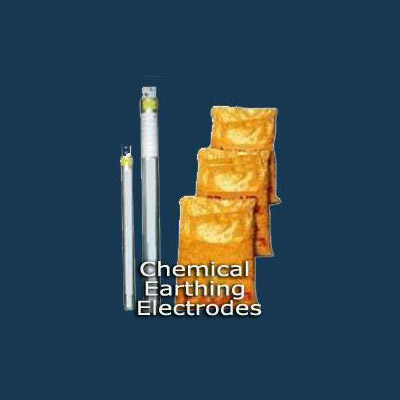 Chemical Earthing Electrode / Rods, Saudi Arabia