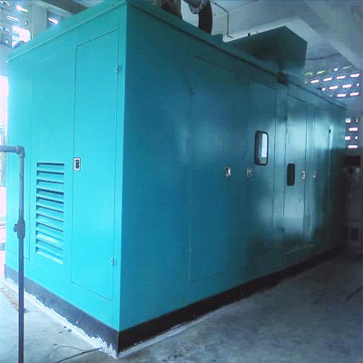 Industrial Power Generator, USA