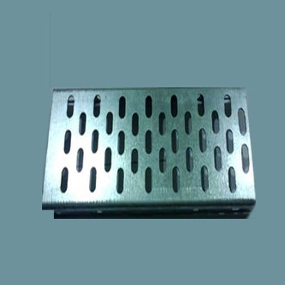 Mild Steel Cable Tray, Uk / United Kingdom