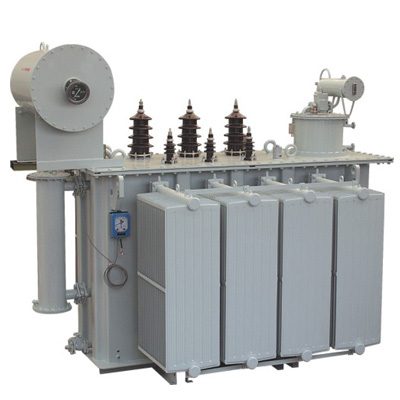 Oil Immersed Power Transformer, Russia