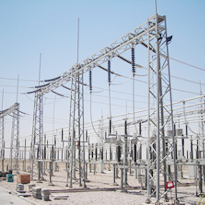 Sub Stations Up To 132 KVA, Uk / United Kingdom