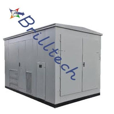 Package Substation, UAE / United Arab Emirates
