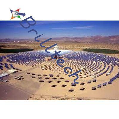 Solar Power Plants, UAE / United Arab Emirates