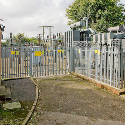 11KV Conventional Substation, Uk / United Kingdom