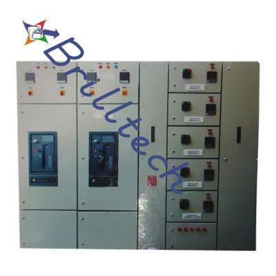 Power Control Center Panel, India
