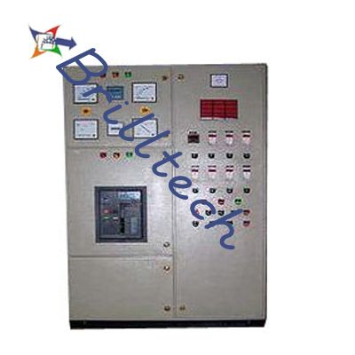 PLC Automation  Synchronizing Control Panel