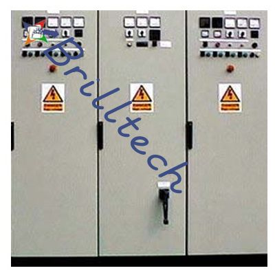 AMF Control Panel, Uk / United Kingdom