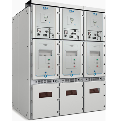 MV Switchgear Panels, Russia