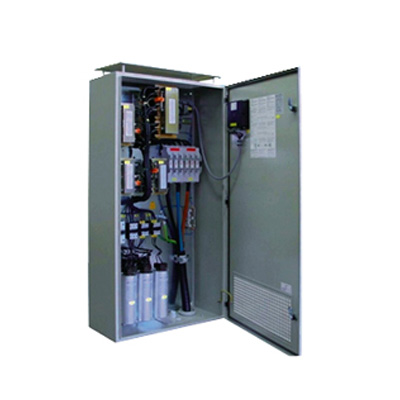 Automatic Power Factor Panel, Uk / United Kingdom