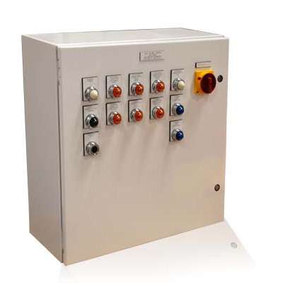 Process Control Panels, Uk / United Kingdom