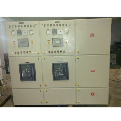 DG Set Synchronization Control Panel