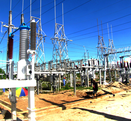 Conventional Substation